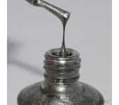 Лак для ногтей с металлическим оттенком №1040