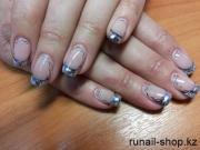 Гель-лак для ногтей: фото работ